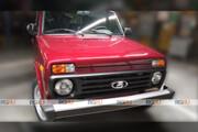 Появились первые фото переименованной Lada 4x4