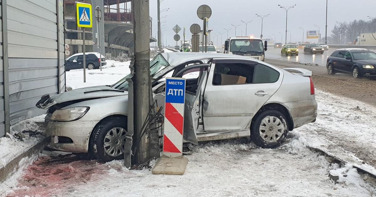 Подсчитано количество дней без погибших на дорогах Москвы - автоновости