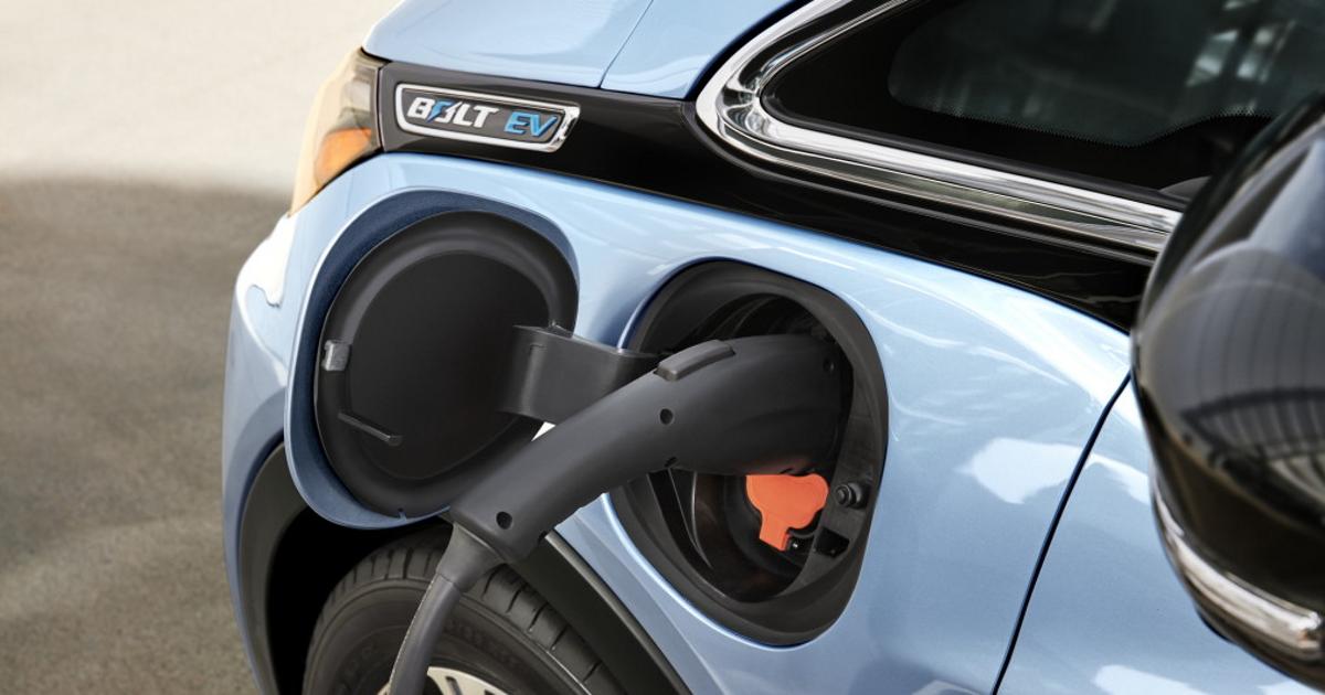 fpng - General Motors откажется от бензиновых авто к 2035 году - автоновости