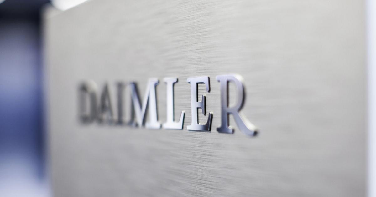 Концерн Daimler переименуют в Mercedes-Benz - автоновости