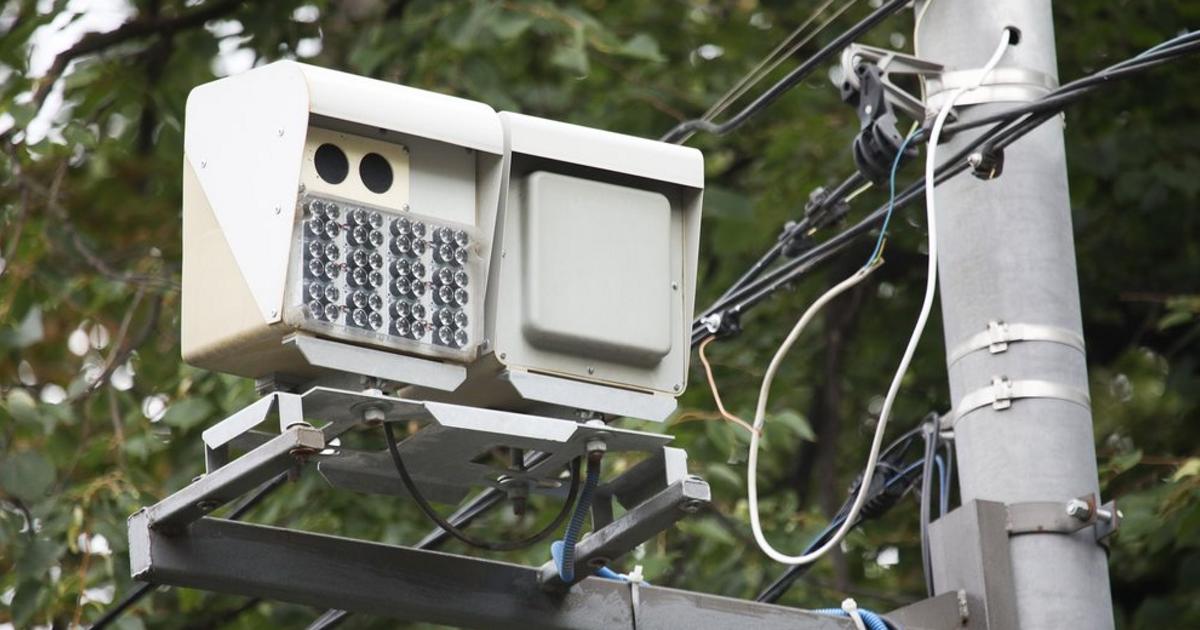 На сколько метров «смотрят» камеры контроля скорости? - автоновости