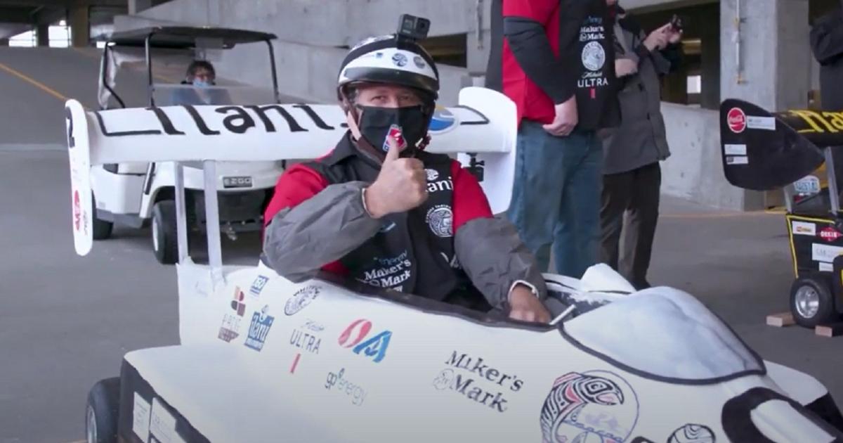 Самый быстрый съедобный автомобиль попал в Книгу рекордов Гиннесса - автоновости