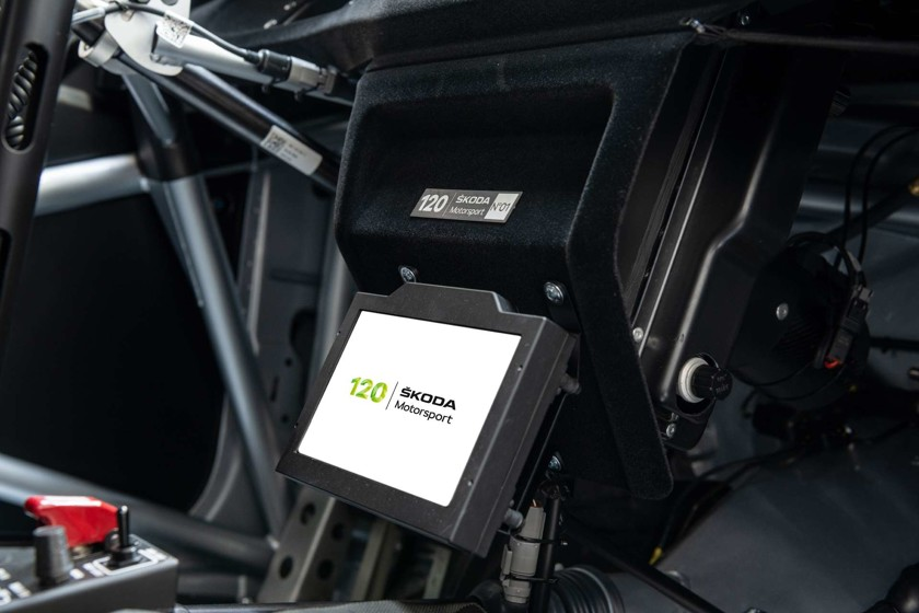 Skoda выпустила коллекционную гоночную «Фабию» - автоновости