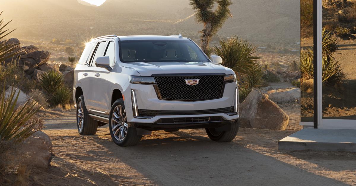 GM привезет в Россию новые Escalade и Tahoe - автоновости