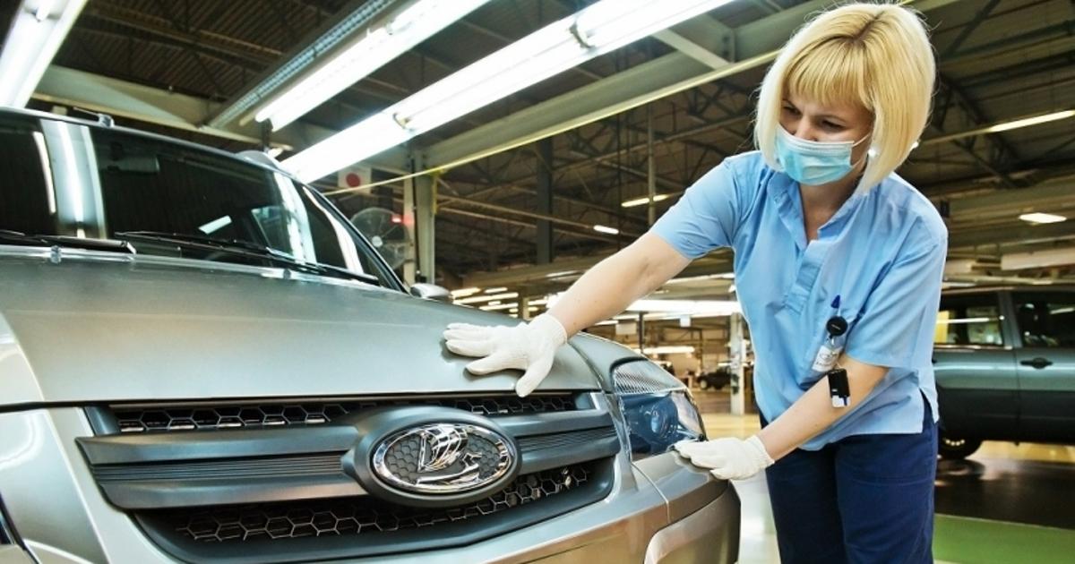 «АвтоВАЗ» закроет завод в Тольятти, где выпускают «Ниву» - автоновости