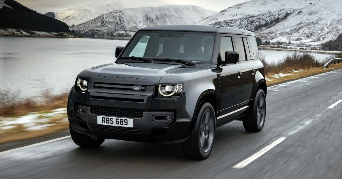 Объявлена цена самого мощного Land Rover Defender - автоновости