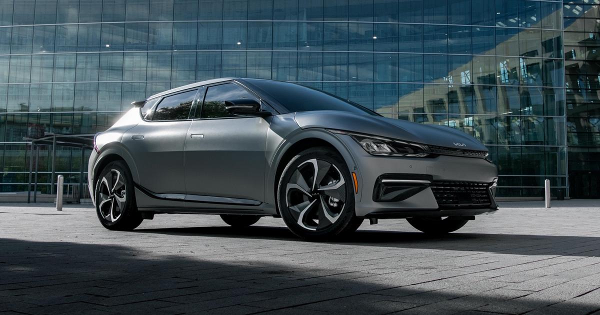Kia представила спецсерию своего первого электрокара - автоновости