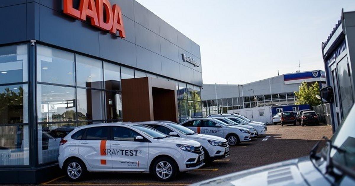 Автомобильный рынок вырос на 134% в мае - автоновости
