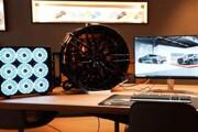 Из автомобильного диска сделали корпус для ПК (видео)