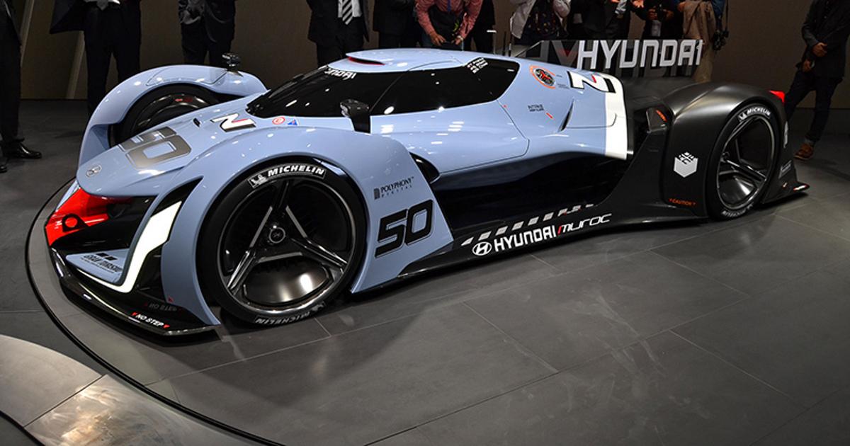 Hyundai готовится «порвать» Bugatti и Bentley