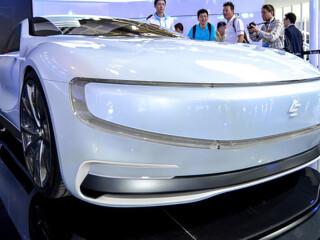 Китайский конкурент Tesla Model S появится в 2018 году