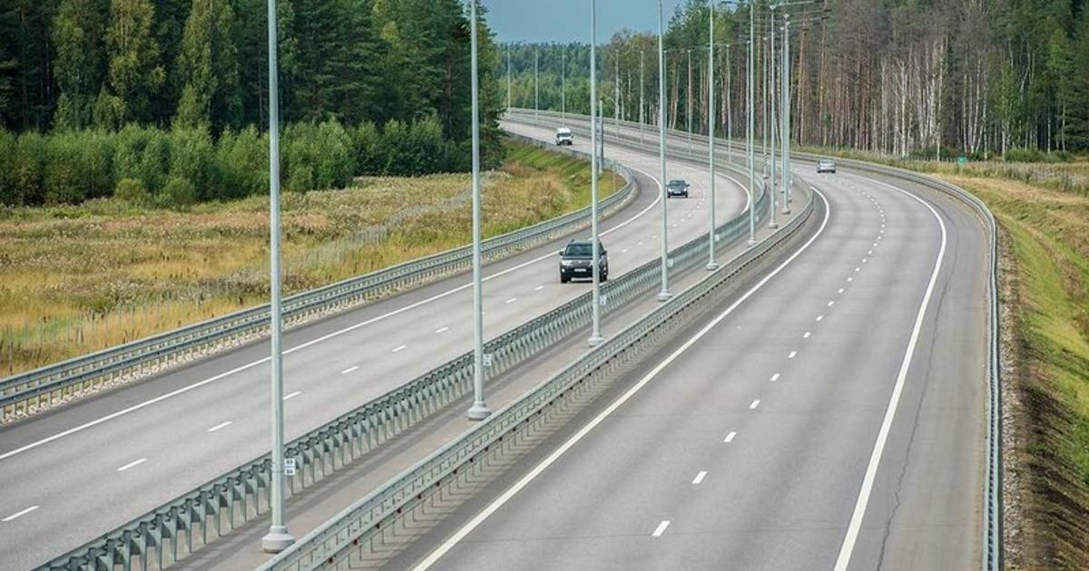 Стала известна стоимость проезда по платной дороге Москва-Петербург