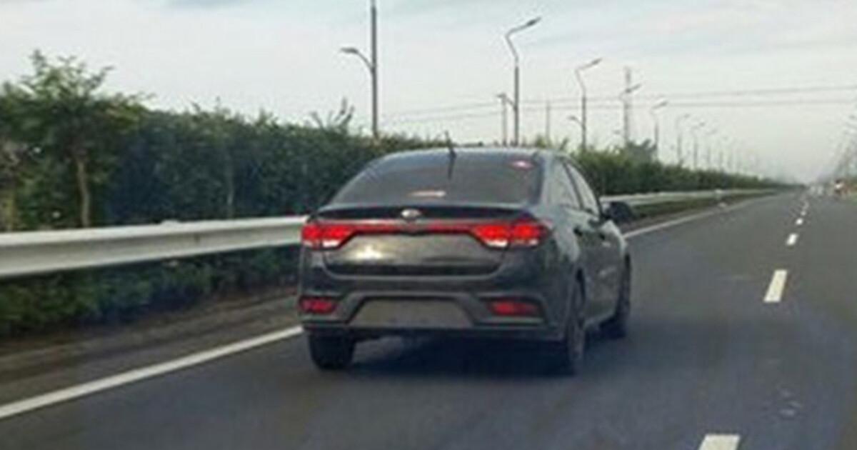 Новый Kia Rio: первые фото автомобиля для России