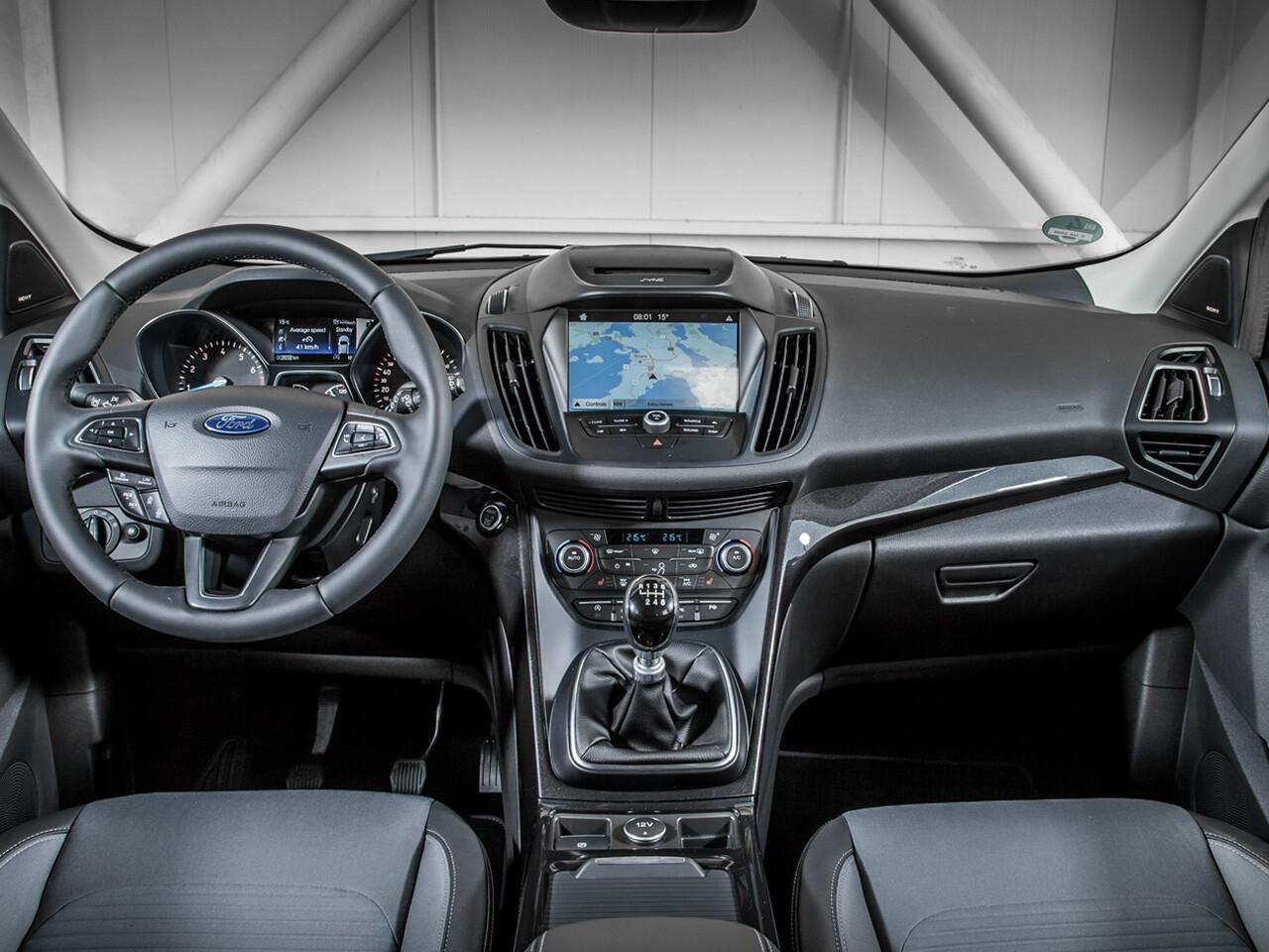 новый ford kuga или
