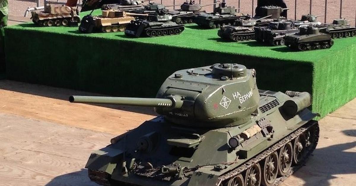 игры танки 124