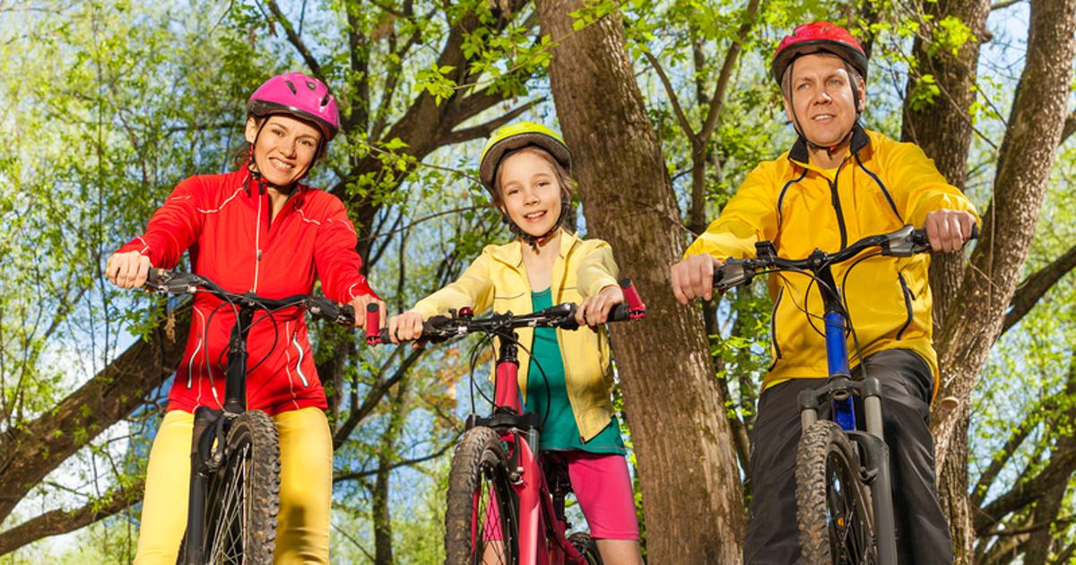 как правильно кататься на велосипеде для похудения